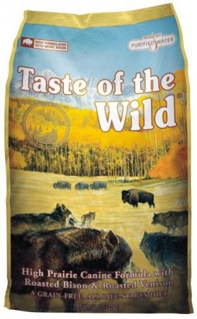 Taste of the Wild 2291 Adult High Prairie 13kg*
