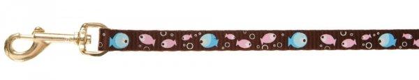 Zolux 510045BL Smycz dla kota Bubble Fish 1m/10m*