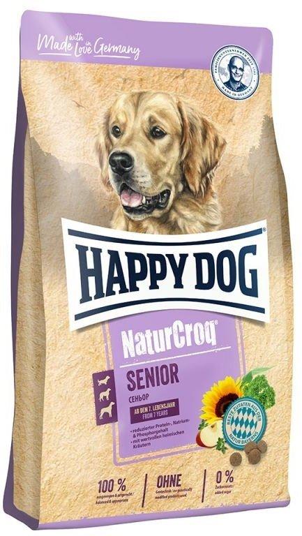 Happy Dog 7127 Naturcroq Senior 15kg