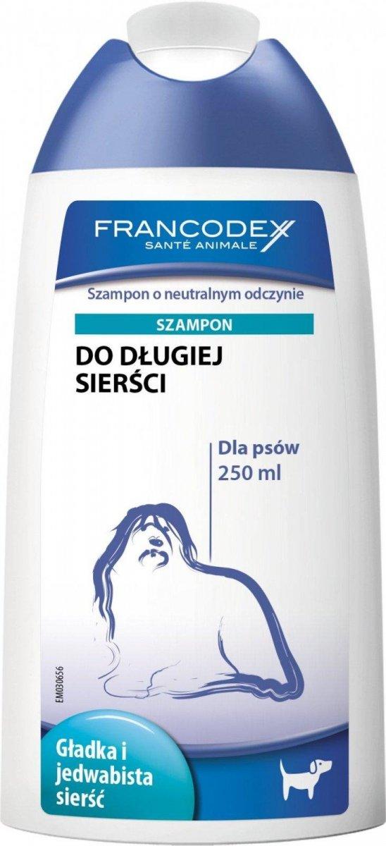Francodex 179139 szampon do długiej sierści 250ml