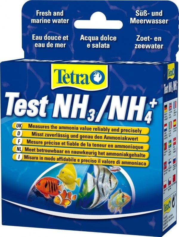 Tetra 735026 Test Test NH3/NH4+ 3 Rea