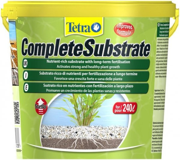 Tetra 247338 CompleteSubstrate 10kg