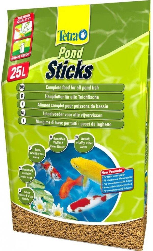Tetra 129368 Pond Sticks 25L