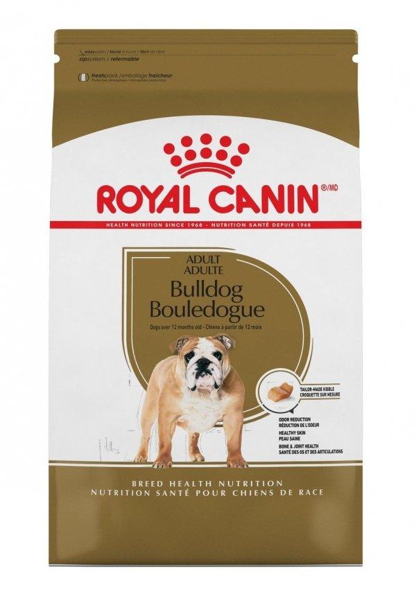 Royal 255010 Bulldog Adult 12kg
