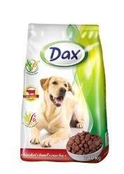 Dax 10090 sucha dla psa 10kg z Wołowiną