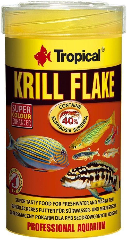 Trop. 77243 Krill Flake 100ml/20g