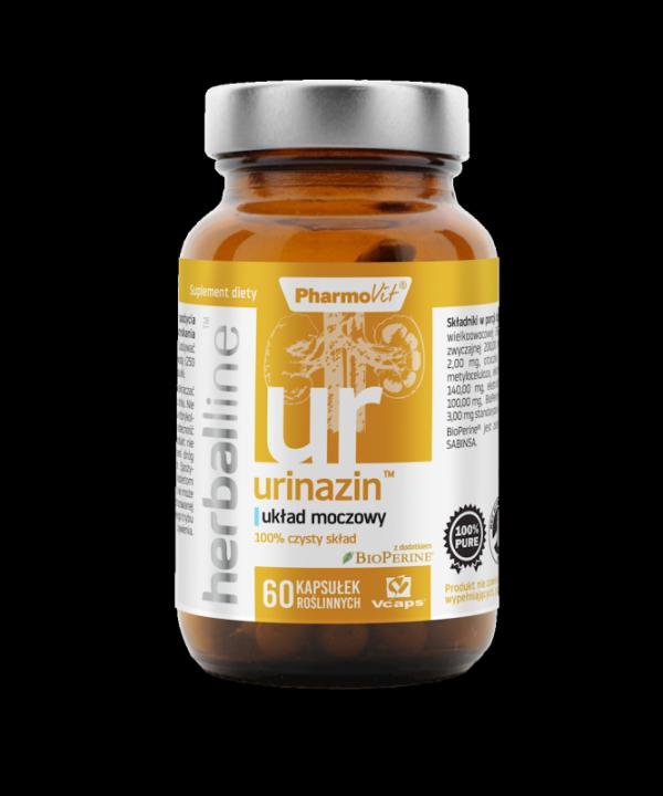 Herballine Urinazin™ układ moczowy 60 kapsułek