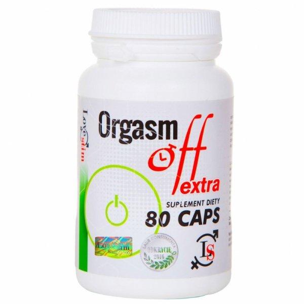 Orgasm Off extra 80 kapsułek
