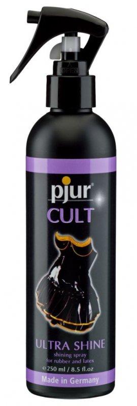 Środek pielęgnacyjny do lateksu Cult 250 ml Pjur