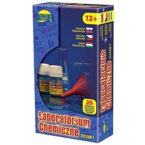 Dromader Chemik 20 doświadczeń Zestaw 1