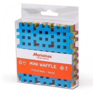 Klocki wafle mini podstawa 4