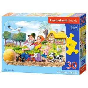Puzzle 30 el. big turnip
