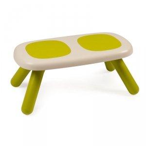 Smoby Ławka dla dzieci w kolorze zielonym