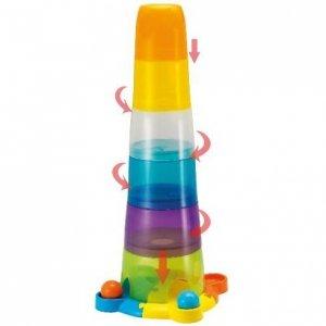 SMILY PLAY 0737 Wieża z piłeczkami