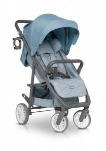 EURO-CART Wózek dziecięcy FLEX Niagara/Blue