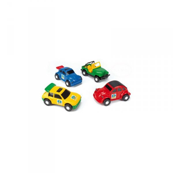 Color cars