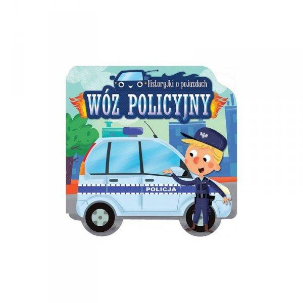 Historyjki o pojazdach policja