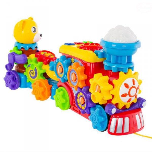 Zabawka pociąg muzyczny 644890