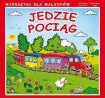 Jedzie pociąg Krystian Pruchnicki, Emilia Majchrzyk Wierszyki dla maluchów