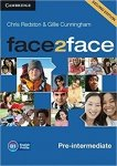 Face2face Pre-intermediate (CD mp3)