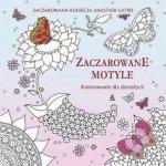 Zaczarowane motyle Kolorowanie dla dorosłych Anastasia Catris