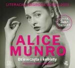 Dziewczęta i kobiety Alice Munro (CD mp3)