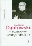 Arcybiskup Dąbrowski - rozmowy watykańskie Peter Raina