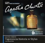 Tajemnicza historia w Styles (CD mp3 audiobook) Agata Christie
