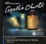 Tajemnicza historia w Styles (CD mp3 audiobook) Agata Christie