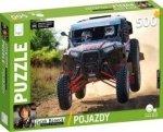 Pojazdy Polska Polaris (puzzle 500-elem)