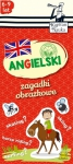 Angielski Zagadki obrazkowe 6-9 lat