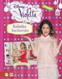 Książka kucharska seria Violetta