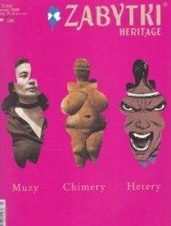 Zabytki Heritage Nr 3 (26) marzec 2008
