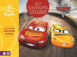 Auta 3 Disney English My colourful words