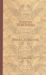 Listy 1897-1904 Pisma Zebrane Tom 36 Stefan Żeromski