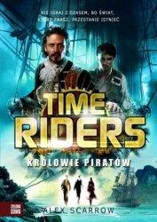 Królowie piratów Tom 7 Time Riders Alex Scarrow