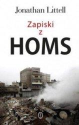Zapiski z Homs  Jonathan Littell