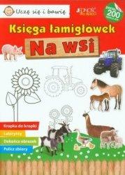 Na wsi Księga łamigłówek