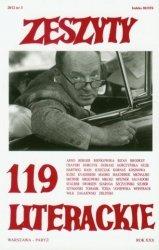 Zeszyty Literackie 119 Nabokov Nansen Norwegia