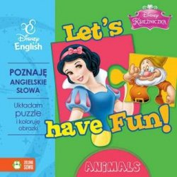 Lets have fun Animals z puzzlami