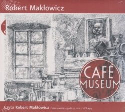 Cafe Museum (CD, mp3) Czyta Robert Makłowicz