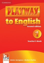 Playway to English 1 Teacher's Book Gunter Gerngross Herbert Puchta