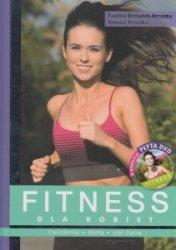 Fitness dla kobiet + DVD Paulina Bernatek-Brzózka Tomasz Brzózka