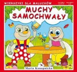 Muchy samochwały Maria Konopnicka Emilia Majchrzyk