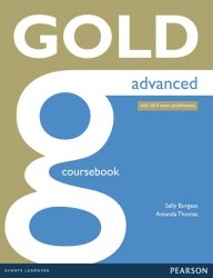 New Gold Advanced 2015 Coursebook