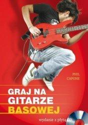 Graj na gitarze basowej Phil Capone