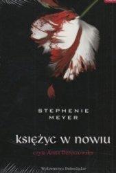 Księżyc w nowiu (CD mp3 audiobook) Stephenie Meyer