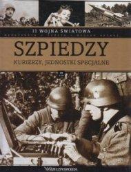 II wojna światowa Tom III Szpiedzy kurierzy jednostki specjalne