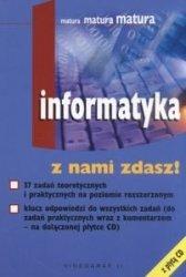 Informatyka Z nami zdasz! Książka z płytą CD Jacek Durski Krzysztof Słomczyński