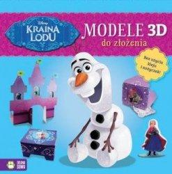 Kraina Lodu Modele 3D do złożenia